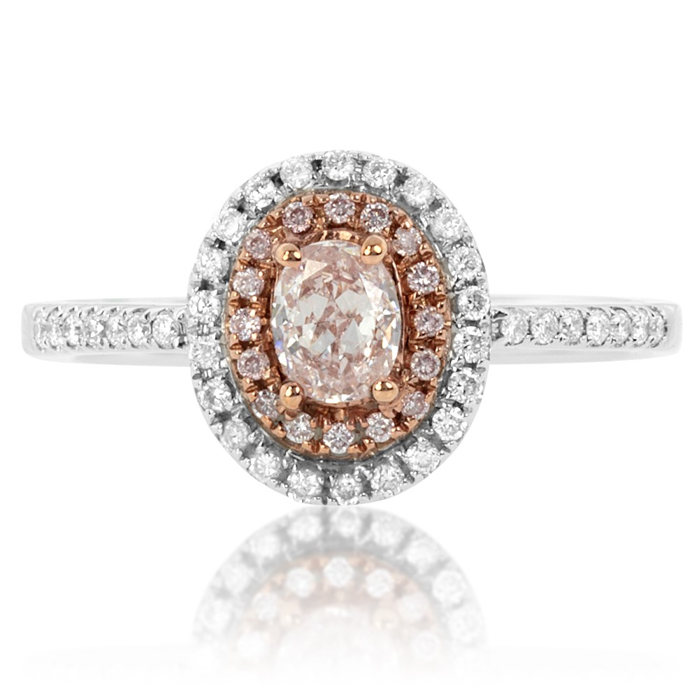 Colored Diamond Engagement Rings Perfect for Your Holiday Proposal