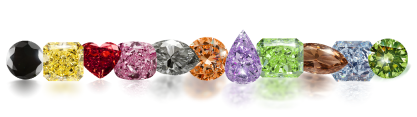 natural fancy colored diamonds