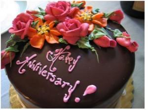 dark-chocolate-anniversary-cakes