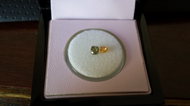 loose diamond collection
