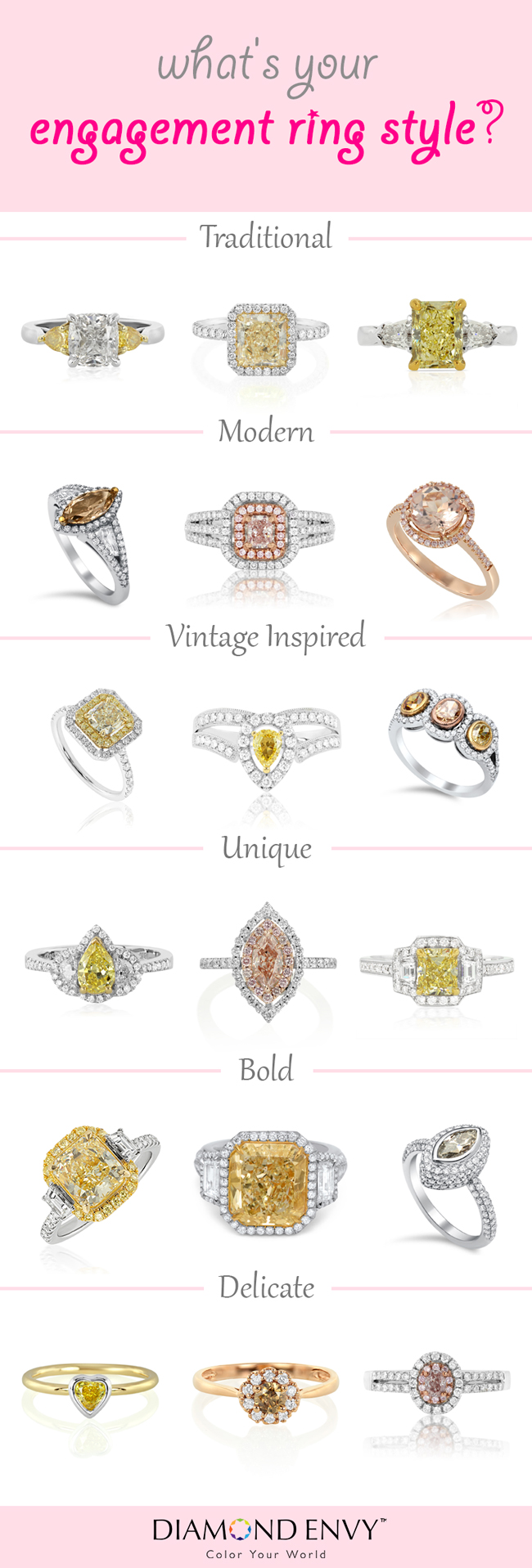 Engagement Rings Styles Wedding Rings Sets