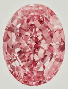 59.60 carat Fancy Vivid Pink diamond Pink Star