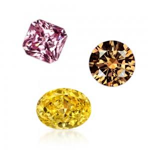 pink diamond, fancy vivid yellow diamond, orange diamond