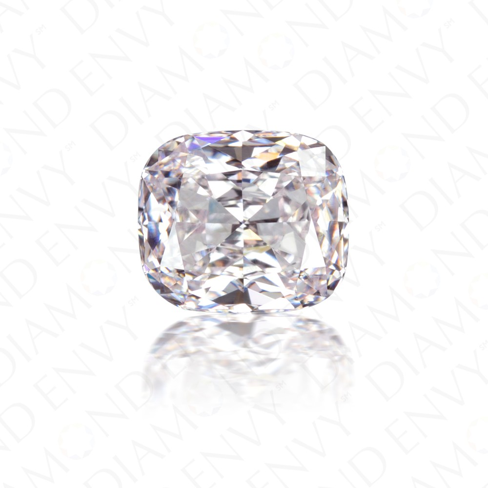1.83 Carat Cushion Cut Natural Very Light Pink Diamond