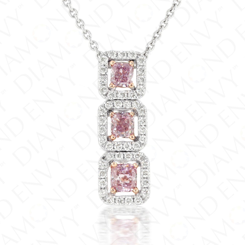 pink pendant fancy gold product in gia white diamonds purple earrings diamond