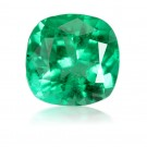 11.30 Carat Cushion Cut Natural Emerald